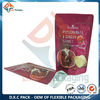 Heat Sealing Stand Up Bag For Health Food Grain Packaging