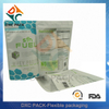 Flexible Packaging Aluminum Foil Whey Protein Powder Food Packaging Bag
