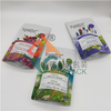 Custom Printed Foil Stand Up Barrier Pouches with Zipper for Food Packaging