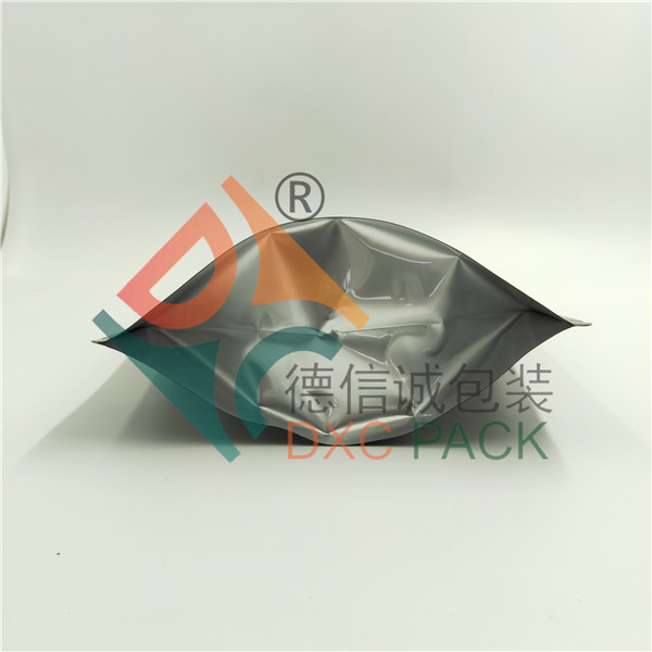 Custom Printed Foil Stand up Zipper Bags For Health Food