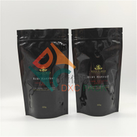 Custom Printed Recyclable Coffee Tea Bags with Valve